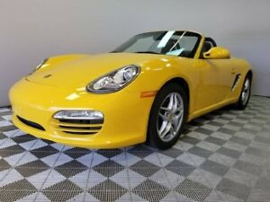 2010 Porsche Boxster Manual | Sound PKG PLUS | Bluetooth | Speed
