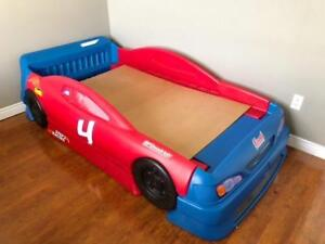 Car Bed for sale with matress