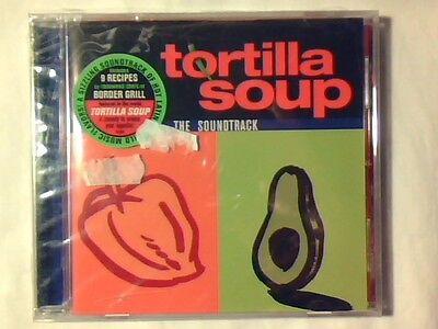 COLONNA SONORA Tortilla soup cd ELIADES OCHOA SERGENT GARCIA SIGILLATO SEALED!!!