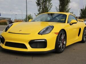 2016 Porsche Cayman GT4 - One of the Best Driving Vehicles in th Edmonton Edmonton Area image 16