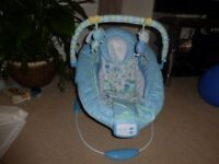 Comfort And Harmony Baby Bouncer *smoke & pet free home""