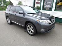 2012 Toyota Highlander Sport loaded for only $279 bi-weekly!