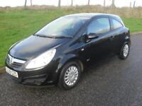 Vauxhall/Opel Corsa 1.0i 12v 2009 Life 74300 Mls 2 Lady Owners 29/3/18 MOT