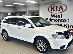 2014 Dodge Journey R/T, DvD Player, Like New!!