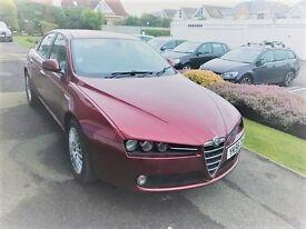 Beautiful Alfa Romeo 159