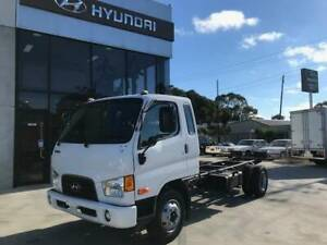 2010 Hyundai HD75 Space Cab Cab Chassis Pooraka Salisbury Area Preview