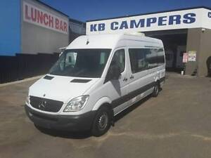 KBCAMPERS XMAS SPECIALS SAVE 2012 Mercedes 2 BERTH AUTO DIESEL Wangara Wanneroo Area Preview