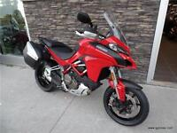 2015 Multistrada 1200 S Touring package