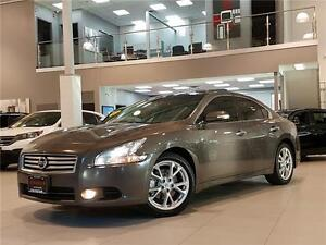 2012 Nissan Maxima 3.5 SV-LEATHER-PANO ROOF-BACK UP CAMERA