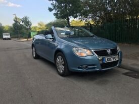 2007 VOLKSWAGEN EOS COUPE CABRIOLET - 2.0 FSI 2dr FULL SERVICE HISTORY MILEAGE 41,000