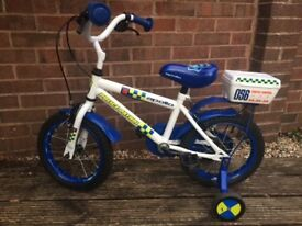 "Apollo Police Patrol Kids Bike - 14"" Wheel"