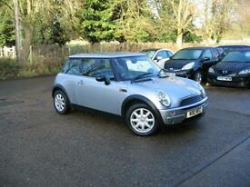 2002 Mini one 1.6 just 59,071 Miles 8 Stamp Full Service History SUPERB!!!!