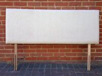 Headboard for King-size bed (5 foot / 150 cm)
