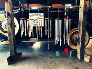 Custom Engraved Windchimes Handmade In Canada