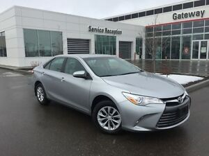 2016 Toyota Camry LE Backup Cam, Steering Wheel Bluetooth and Au