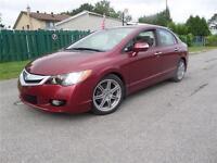 2009 Acura CSX,IMPECCABLE,LOW KILO 25,000KM ONLY