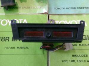"""GT GTV TA23 RA23 RA28 Celica console """"filler"""" panel Ferny Grove Brisbane North West Preview"""