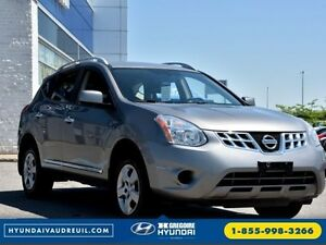 2013 Nissan Rogue S AUTO GR ELECT MAGS