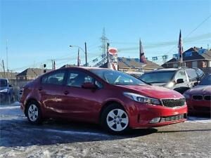 2017 Kia Forte EX/AUTO/AC/CAMERA/BLUETOOTH/CRUISE/GROUP ELECT!!!