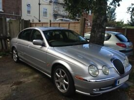 Jaguar S-Type - Spares/Repairs - Starts but no drive.