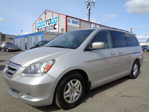 2005 Honda Odyssey EX-L SPORT-LEATHER-SUNROOF--8 PASSENGERS