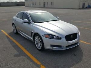 Jaguar XF 2012 Portfolio Package Custom Exhaust