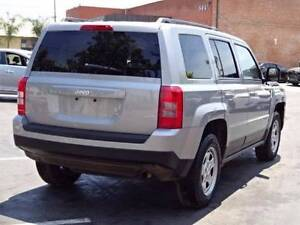 JEEP PATRIOT DIESEL & PETROL FOR WRECKING JEEP PATRIOT PARTS CALL NOW Sunshine Brimbank Area Preview