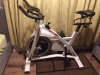 Exercise Spin Bike/ non electric