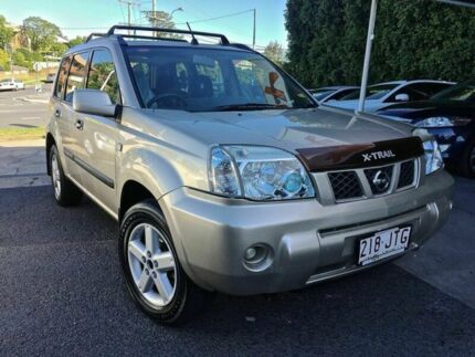 2006 Nissan X-Trail WAGON Beige 5 Speed Manual Wagon Greenslopes Brisbane South West Preview