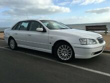 2004 Ford Fairlane BA Ghia 4 Speed Automatic Sedan Somerton Park Holdfast Bay Preview