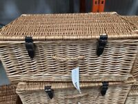 New 22 inch Wicker Baskets for sale (5 available)