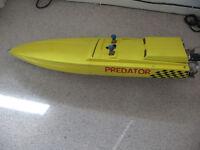 Model Power Boat CMB90