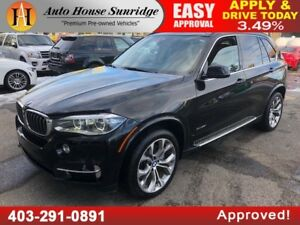 2014 BMW X5 XDRIVE50I NAVIGATION BACKUP CAMERA