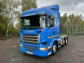 Scania R450 Midlift Highline Tractor Unit