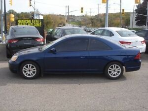 2003 Honda Civic Coupe *SUNROOF*
