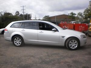HOLDEN VE OMEGA COMMODORE SPORTS WAGON 6CYL AUTO 2009 MODEL