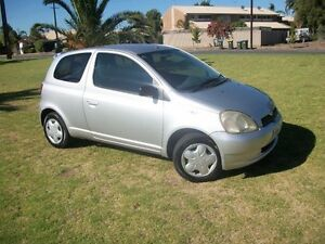 1999 Toyota Echo NCP10R NCP10R 5 Speed Manual Hatchback Alberton Port Adelaide Area Preview
