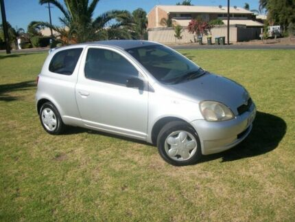 1999 Toyota Echo NCP10R 5 Speed Manual Hatchback Alberton Port Adelaide Area Preview