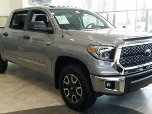 2018 Toyota Tundra TRD Offroad TRD Dual Exhaust, Bed Divider, Si
