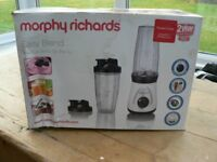 Morphy Richards Easy Blend (Never Used)