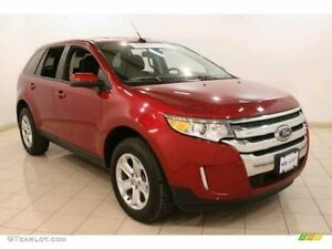 2013 Ford Edge SEL AWD mint condition 3.5V6 * Warranty *