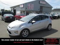 2011 Ford Fiesta SES City of Halifax Halifax Preview