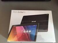 ASUS ZENPAD 10 Brand new and originally sealed + case