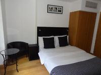 *Bloomsbury - Studio Apartment With Open Plan Kitchen