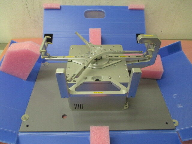 Asyst Crossing Automation Eg-300b-012a 300mm Wafer Prealigner Robot 4003-0242-01
