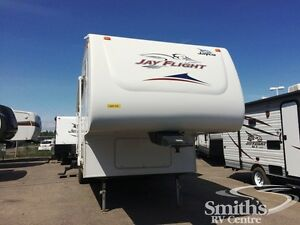 2007 Jayco Jay Flight 28.5RLS Fifth Wheel