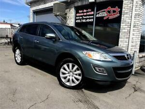 2010 Mazda CX-9 GT AWD CUIT TOIT MAGS 20'' 7 PASSAGERS