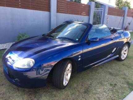 Two Cars for the Price of one MG TF 2003 and MG F 2002