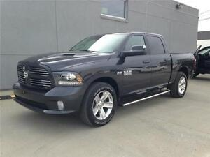 2015 Ram 1500 Sport ~ Loaded ~ Absolutely Every Option $305 B/W