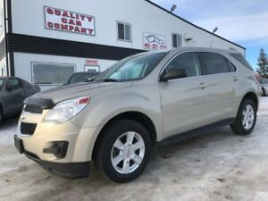 2012 Chevrolet Equinox LS, AWD, Brand New Engine from GM!